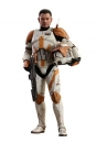 Star Wars Episode III Movie Masterpiece Actionfigur 1/6 Commander Cody 30 cm
