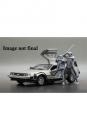 Zurück in die Zukunft Diecast Modell 1/18 1983 DeLorean mit Marty McFly Figur