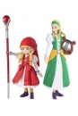 Dragon Quest XI Echoes of an Elusive Age Bring Arts Actionfiguren Veronica & Serena 9 - 14 cm