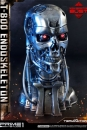 Terminator High Definition Büste 1/2 T-800 Endoskeleton Head 22 cm