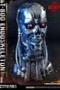 Terminator High Definition Büste 1/2 T-800 Endoskeleton Head 22 cm