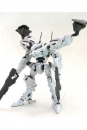 Armored Core Fine Scale Model Kit 1/72 White Glint & V.O.B. Set 18 cm