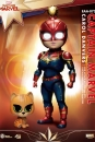 Captain Marvel Egg Attack Actionfigur Captain Marvel 17 cm