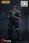 Gears of War 5 Actionfigur 1/12 Marcus Fenix 16 cm