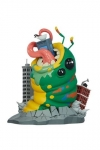Unruly Kaiju Series PVC Statue Wrath of Wormzilla! 15 cm