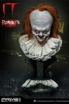 Stephen Kings Es 2017 Büste 1/2 Pennywise Dominant 42 cm