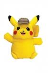 Pokémon: Meisterdetektiv Pikachu Plüschfigur mit Sprachfunktion Pikachu 35 cm *Englische Version*