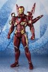 Avengers: Endgame S.H. Figuarts Zubehör-Set für Actionfigur Iron Man MK50