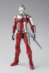 Ultraman S.H. Figuarts Actionfigur Ultraman Ver7 (The Animation) 16 cm