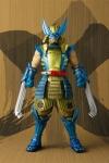 Marvel Meisho Manga Realization Actionfigur Muhomono Wolverine 18 cm