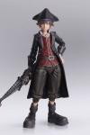 Kingdom Hearts III Bring Arts Actionfigur Sora Pirates of the Caribbean Ver. 15 cm