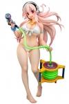 Senran Kagura Peach Beach Splash X Super Sonico PVC Statue 1/7 Super Sonico SK PBS Ver. 25 cm