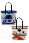 Star Wars by Loungefly Tragetasche R2-D2/BB-8 Taschen Star Wars