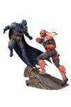 DC Comics Battle Statue Batman vs. Deathstroke 30 cm