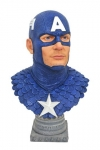 Marvel Comics Legends in 3D Büste 1/2 Captain America 25 cm