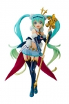 Hatsune Miku GT Project PVC Statue 1/7 Racing Miku 2018: Challenging to the TOP 23 cm