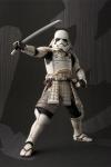 Star Wars MMR Actionfigur Ashigaru First Order Stormtrooper 17 cm