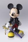 Kingdom Hearts III Bring Arts Actionfigur König Micky 9 cm