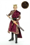 Game of Thrones Actionfigur 1/6 King Joffrey Baratheon Deluxe Version 29 cm