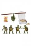 Teenage Mutant Ninja Turtles Actionfiguren 4er-Pack 1/4 Baby Turtles 10 cm