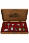 Game of Thrones Deluxe Ansteck-Pin 10er-Pack Icons