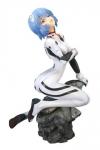 Rebuild of Evangelion PVC Statue 1/6 Rei Ayanami Plugsuit Ver. :RE 19 cm