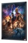 Avengers: Endgame Holzdruck #02 40 x 60 cm