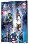 Avengers: Endgame Holzdruck #04 40 x 60 cm