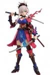 Fate/Grand Order Figma Actionfigur Saber/Miyamoto Musashi 14 cm