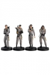 Ghostbusters Movie Collection Statuen 1/16 4er-Pack Original Movie Box 12 cm