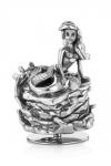 Disney Princess Music Carousel Spieluhr Arielle 10 cm