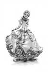 Disney Princess Music Carousel Spieluhr Belle 11 cm