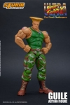 Ultra Street Fighter II: The Final Challengers Actionfigur 1/12 Guile 16 cm