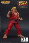 Ultra Street Fighter II: The Final Challengers Actionfigur 1/12 Ken 16 cm