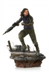 Avengers: Endgame Deluxe BDS Art Scale Statue 1/10 Winter Soldier 21 cm