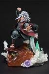 Naruto Shippuden FiguartsZERO PVC Statue Jiraiya Kizuna Relation 20 cm