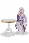 Re:ZERO -Starting Life in Another World- PVC Statue 1/7 Emilia Tea Party Ver. 20 cm