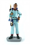 The Real Ghostbusters Statue Winston Zeddemore 25 cm