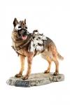 Fallout PVC Statue Dogmeat 18 cm