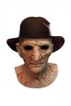 Nightmare II - Die Rache Deluxe Latex-Maske mit Hut Freddy Krueger