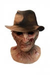 Nightmare on Elm Street 4 Deluxe Latex-Maske mit Hut Freddy Krueger