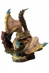 Monster Hunter PVC Statue CFB Creators Model Tigrex Resell Version 20 cm