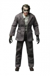 The Dark Knight Actionfigur 1/12 The Joker (Bank Robber Version) 17 cm