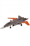 Ace Combat 7: Skies Unknown Plastic Model Kit 1/144 X-02S 15 cm