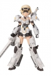 Frame Arms Girl Plastic Model Kit Gourai-Kai White Ver. 14 cm