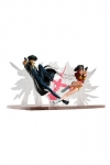 Cowboy Bebop PVC Statuen 1/8 Spike Spiegel & Faye Valentine 1st GIG 20 cm