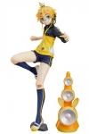 Hatsune Miku -Project DIVA- F 2nd PVC Statue 1/7 Kagamine Len: Stylish Energy L Ver. 23 cm