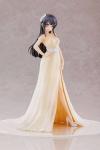 Rascal Does Not Dream of Bunny Girl Senpai Statue 1/7 Mai Sakurajima Wedding Ver. 23 cm