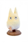 Mein Nachbar Totoro Statue White Totoro 21 cm
