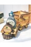 Mein Nachbar Totoro Blumentopf Totoro Train 25 cm